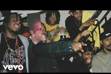 "A$AP Ferg Gets His Bike On For ""Plain Jane"" Video"