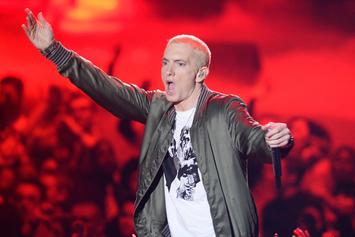 "Eminem Got On Pink's ""Revenge"" After She Sent Him A Drunk Email"