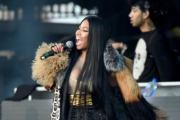 "Nicki Minaj Says New Album Is About Her Life Coming ""Full Circle"""