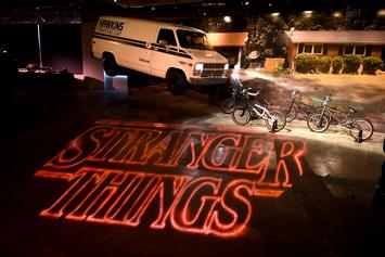 """""""Stranger Things"""" Shares An Exclusive Clip From Season 2"""