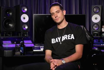"G-Eazy Says ""The Beautiful And Damned"" Will Be Double-Disc Album"