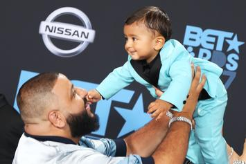 DJ Khaled & Diddy Intend On Making Asahd's First Birthday Legendary