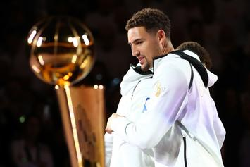 """Fake Klay Thompson"" Takes The Internet By Storm"