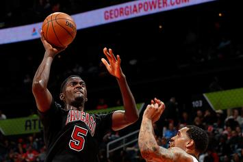 Bulls' Bobby Portis Sends Nikola Mirotic To The Hospital After Fight