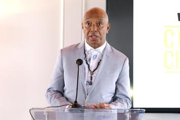 Russell Simmons Developing Movie About Def Jam Artist T La Rock