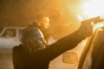 """Will Smith Stars In Action Packed Trailer For Netflix's """"Bright"""""""