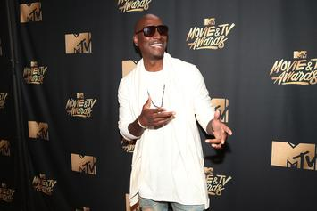 Tyrese Reportedly Checks Himself Into L.A. Hospital With Chest Pains