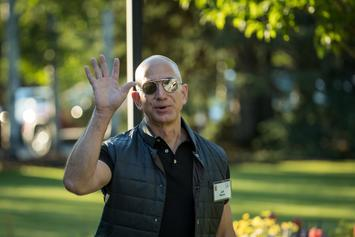 Amazon CEO Jeff Bezos Is The Richest Man In The World
