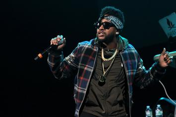 Omarion Performs For Empty Crowd After Fans Boycott His Show