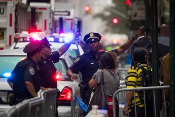 New York Terror Attack Kills 8 And Injures 11