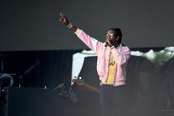 """Young Thug Performs """"Killed Before"""" Live For The First Time In Chicago"""