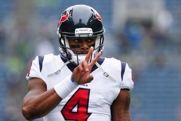 Houston Texans Fear QB Deshaun Watson Tore ACL At Practice