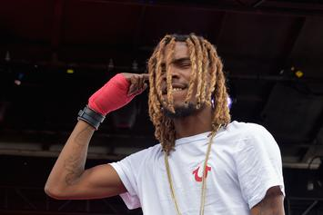 Fetty Wap Reportedly Arrested For Drunk Drag Racing