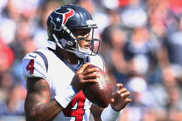 Deshaun Watson Opens Up About Season-Ending Injury For First Time