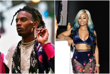 Playboi Carti & Blac Chyna Inspire Dating Rumors On Snapchat