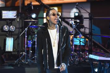"Wiz Khalifa Confirms ""Laugh Now, Fly Later"" Tracklist & Cover Art"