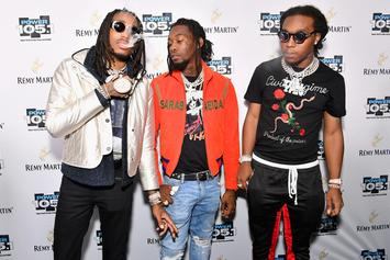 """Migos Want In On The New """"Lion King"""" Remake As The Three Hyenas"""