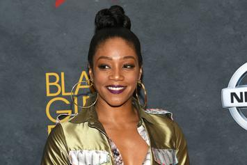 "Tiffany Haddish Makes History As First Black Woman Comedian To Host ""SNL"""
