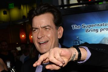 Charlie Sheen Denies Accusations That He Raped Child Star Corey Haim