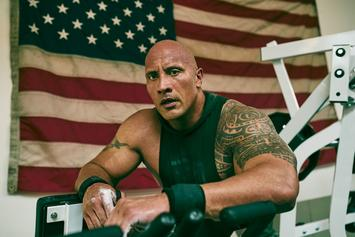 """Dwayne """"The Rock"""" Johnson, Under Armour Launch USDNA Collection"""