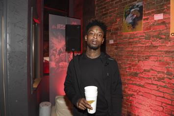 "21 Savage Dropping ""Bank Account"" Music Video Tomorrow"