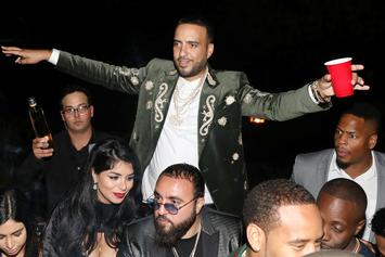 Cops Called To French Montana's House After Girl Fight Breaks Out