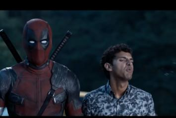 """""""Deadpool 2"""" Trailer Pays Tribute To Bob Ross"""