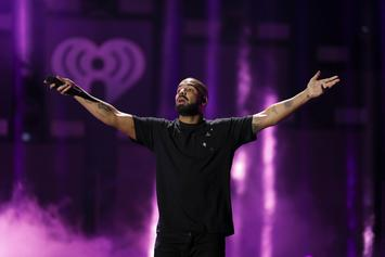 "Drake Says ""Free Meek Mill"" At Show In Australia"