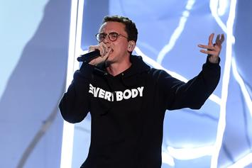 "Logic Shows Drake Some Love: ""Thank You For Paving The Way For Me"""
