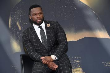 """50 Cent Accused Of Stealing Beat For Upcoming Gucci Mane Collab, """"On Something"""""""