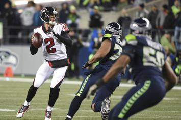 Atlanta Falcons Hold Off Seattle Seahawks 34-31 On MNF; Twitter Reacts