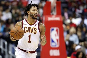Derrick Rose Takes Leave From Cavaliers; Reevaluating His Future In NBA
