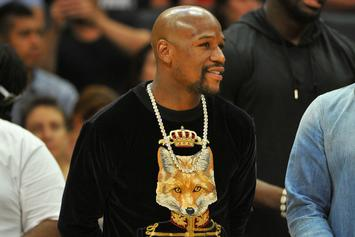 Floyd Mayweather Reportedly Considering One More Fight