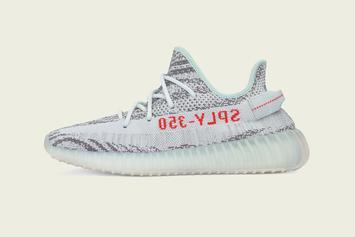 """Blue Tint"" Adidas Yeezy Boost 350 V2 Release Date Announced"