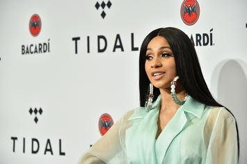 "Cardi B Slams United Nations Over Libya Slave Trade: ""It's Convenient For Them"""