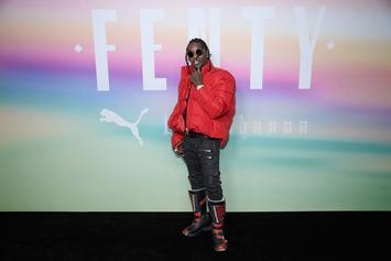 Offset Previews Some Upcoming Music For His Fans In New Video