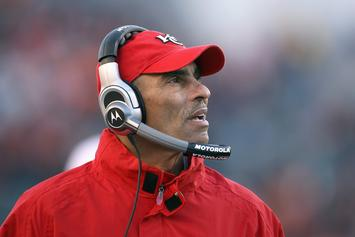 """ESPN's Herm Edwards """"Serious Candidate"""" To Become ASU Head Coach"""
