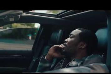 """Meek Mill Shows The True Meaning Of A Ride-Or-Die Chick In """"Fall Thru"""" Video"""