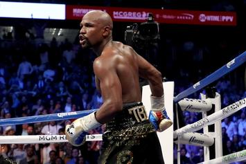Floyd Mayweather Addresses Rumors That He'll Fight Again