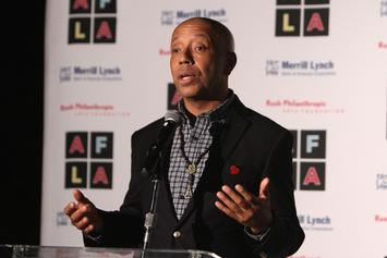 """Russell Simmons Dropped From HBO's """"All Def Comedy"""""""