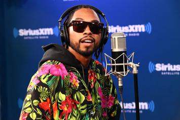 """Watch Miguel Perform """"Sky Walker"""" In A Parachute"""