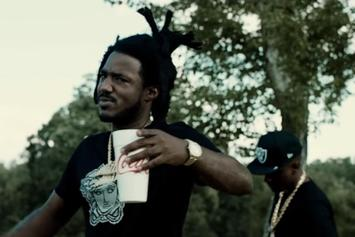 "Mozzy Releases Video For ""Tomorrow Ain't Promised"" Feat. Rexx Life Raj, Boosie Badazz & E Mozzy"