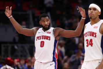 Andre Drummond Claps Back At Joel Embiid, Then Fouls Out Of Game