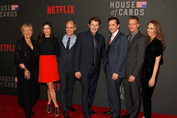 """Netflix's """"House Of Cards"""" Will Resume Production Without Kevin Spacey"""