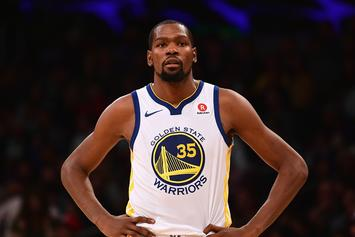 Kevin Durant & DeMarcus Cousins Ejected After On-Court Altercation
