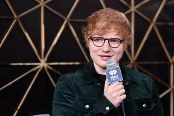 Ed Sheeran Beats Drake For Most Streamed Artist Of The Year