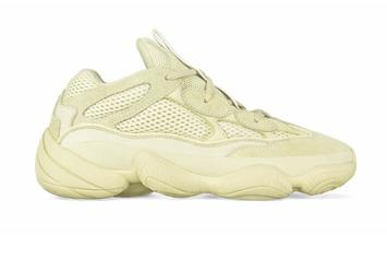 "Adidas Yeezy ""Desert Rat 500"" Releases As Part Of $760 Bundle"