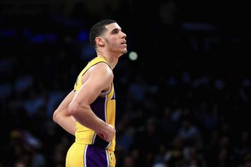 "LaVar Ball Criticizes Lakers Coaches, Says Lonzo Is ""Disgusted"""
