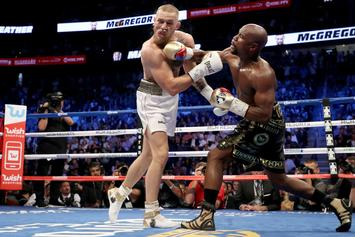 "Floyd Mayweather: I ""Carried"" Conor McGregor To Make Fight Look Good"