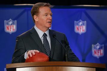 NFL Commissioner Roger Goodell Reportedly Inks Contract Extension